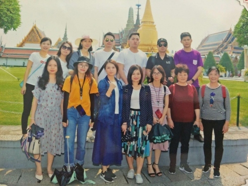 瑞润科技2019年泰国之旅