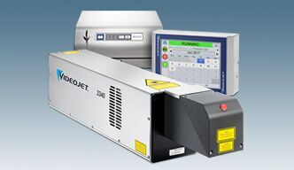 Videojet 3340 CO2 激光打码机