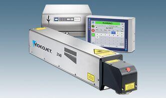 Videojet 3140 CO2 激光打码机