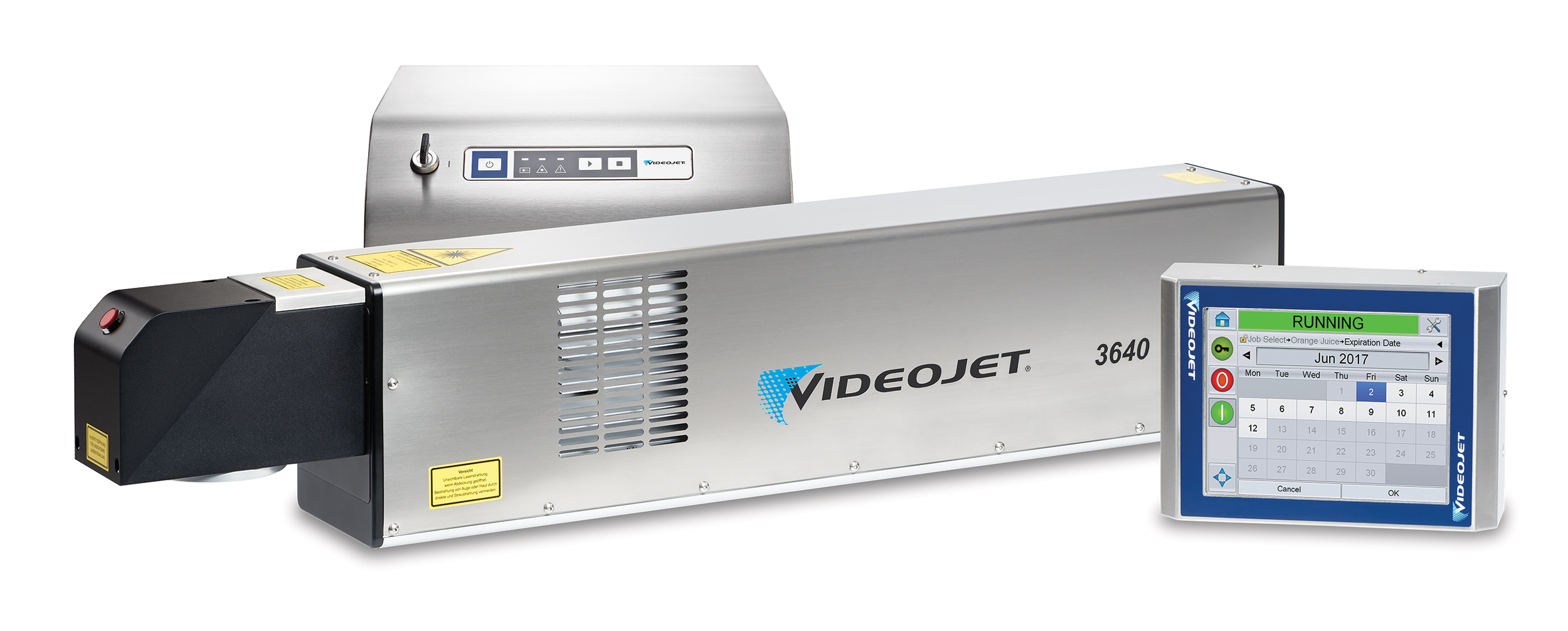 Videojet 3640 CO2 激光打码机