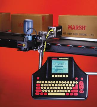 玛萨激光机Marsh® PatrionPlus®