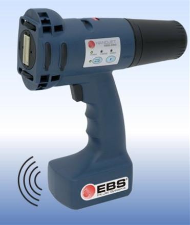 手持喷码机 EBS 250