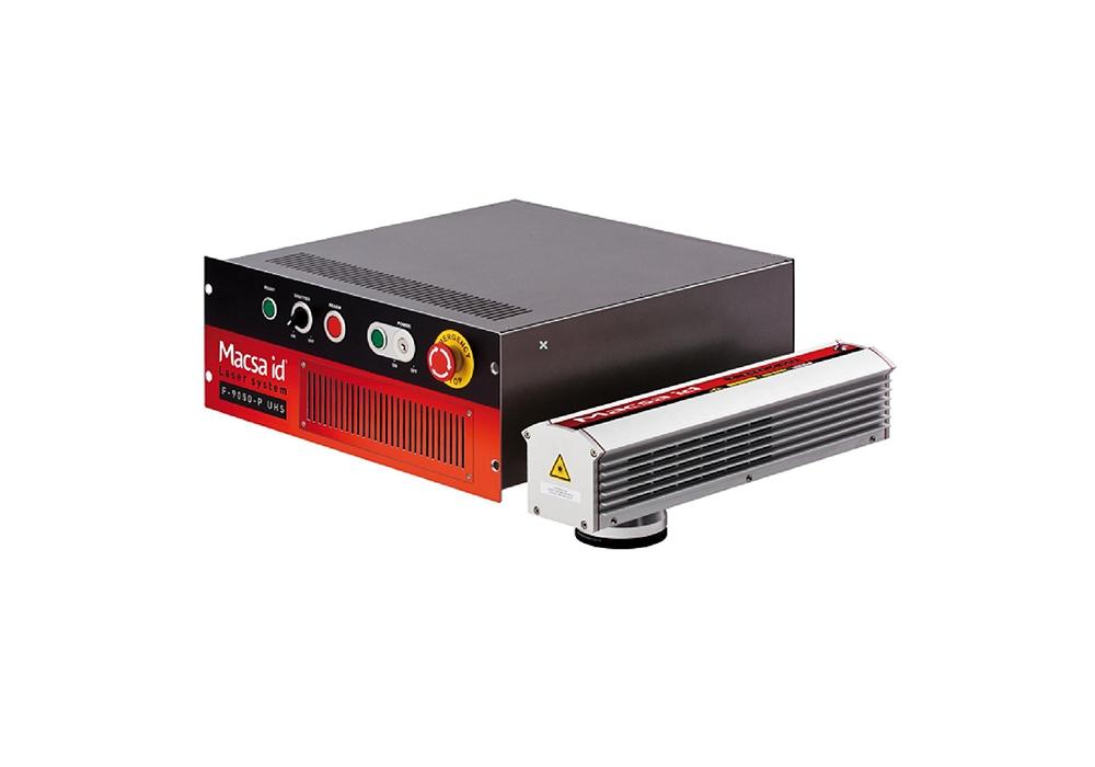 玛萨激光打码机 F-9000