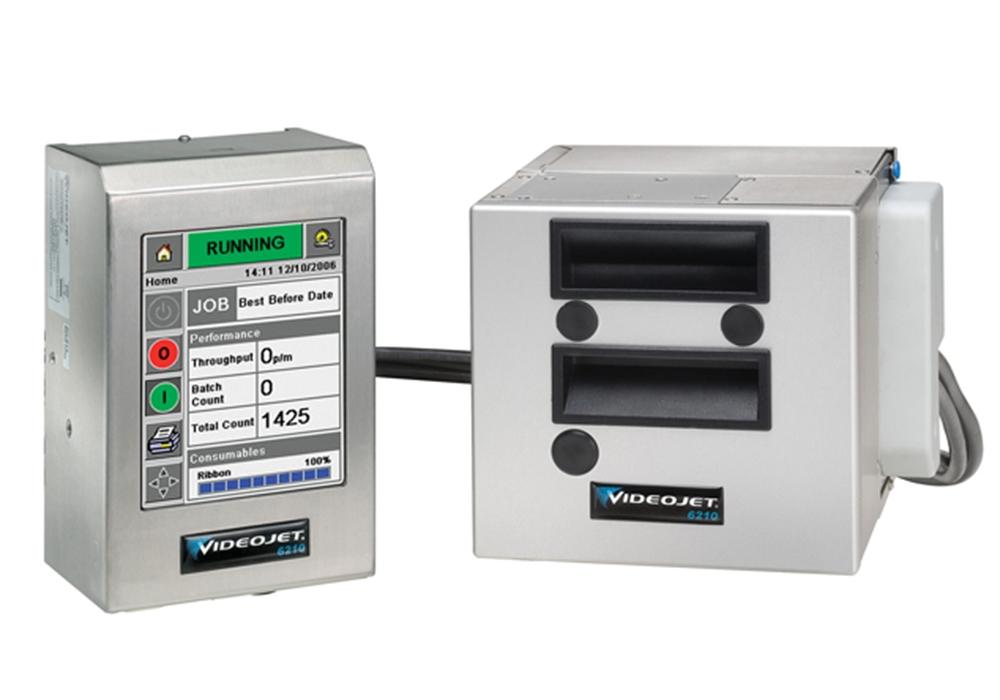 Videojet 6210 热转印打码机
