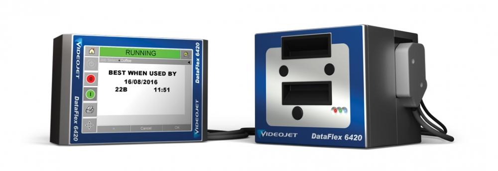 Videojet® DataFlex® 6420(53 毫米和 107 毫米)