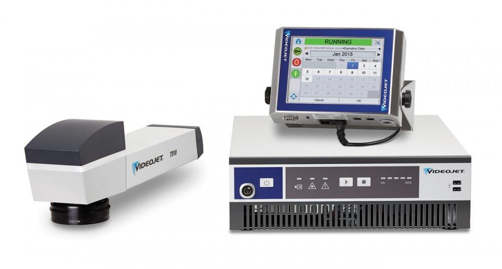 Videojet® 7510 进口激光打标机