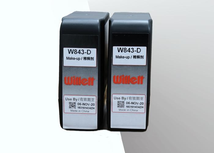 Videojet® 威利W843-D稀释剂